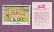 Sheffield United Team 40
